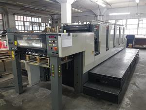 Picture of Komori Lithrone L528 EM Year 2006