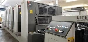 Picture of Komori LITHRONE 529