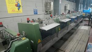 Picture of Muller Martini Muller Martini Bravo 6 Station and Cover feeder