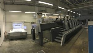 Picture of Heidelberg XL 106-5 IST LE UV