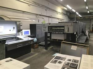 Picture of Heidelberg SM 102-8P5