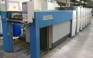 Picture of KBA Rapida 75-5+LX