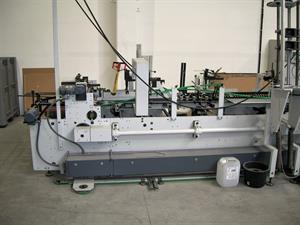 Picture of Bobst 90 A1 Folder Gluer