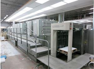Picture of Komori Lithrone LS640P+C
