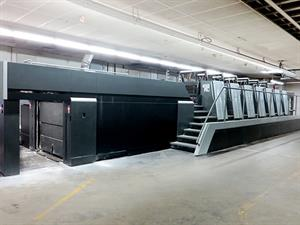 Picture of Heidelberg XL 106-7+X3