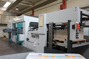 Picture of Bobst SP 130 SE
