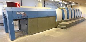 Picture of KBA RAPIDA 106SIS-5+L CX FAPC ALV