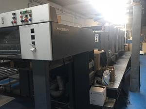Picture of Heidelberg Speedmaster SM 102-5PP+L