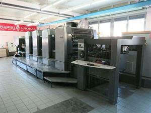 Picture of Heidelberg SPEEDMASTER SM 102-4-P