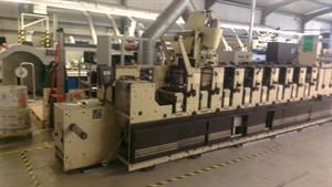Picture of Mark Andy 2200 Label Press
