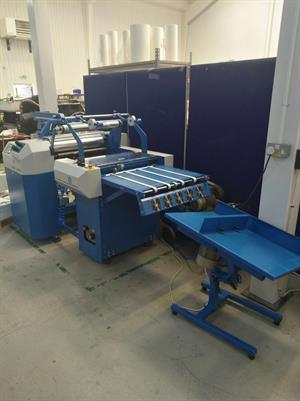 Picture of Foliant Foilant Caster 530SF