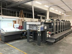 Picture of Heidelberg Speedmaster 74-10-P