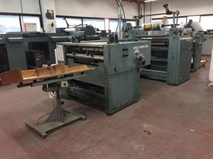 Picture of Billhofer Laminating machine